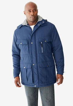 Boulder Creek® Expedition Parka Coat,