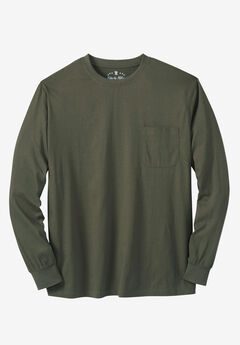 Liberty Blues® Crewneck Long-Sleeve T-Shirt,