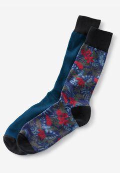 Compression Socks by KS Island™, ASSORTED NAVY