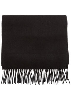 Extra Long Scarf, BLACK