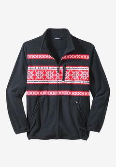 Full-Zip Fleece Jacket,