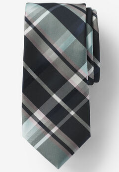 Classic Plaid Tie,