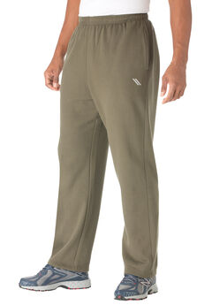 Wicking Fleece Open Bottom Pants by KS Sport™,