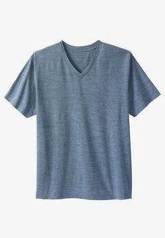 Liberty Blues® Short-Sleeve V-Neck T-Shirt,