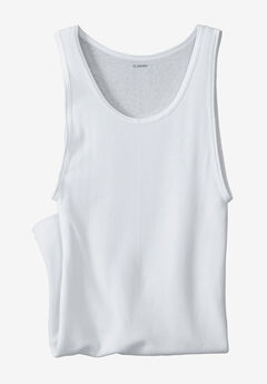 Jockey® Classic A-Shirt Tank 2-Pack,