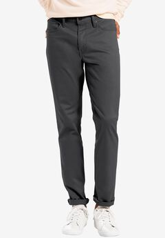 Levi's® 541™ Athletic Fit Twill Pants, STEALTH