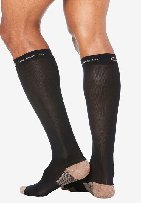 9ebad2e0317547 Copper Fit™ Energy Compression Socks| Big and Tall Socks | King Size