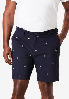 Nautica® Classic Fit Deck Shorts ,