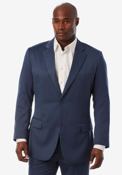Easy Movement® Three-Button Jacket by KS Signature, SLATE BLUE