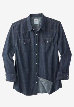 Levi's® Long-Sleeve Denim Shirt,