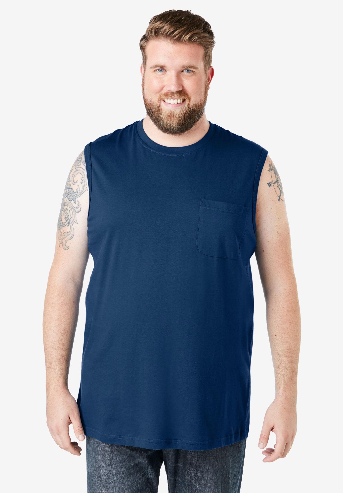 Russell Athletic Mens Big /& Tall Dri-Power Peformance Tee