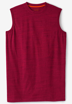 Boulder Creek® Longer-Length Heavyweight Muscle Tee,