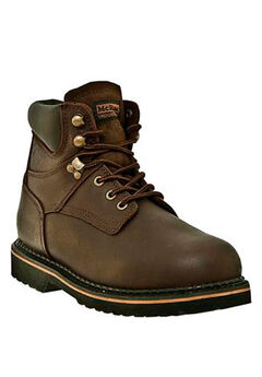 "McRae 6"" Steel Toe Lace Boot ,"