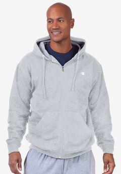 Champion® Zip-Front Hoodie,