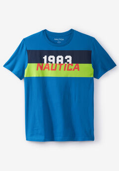 Nautica® Short-Sleeve Graphic T-Shirt,