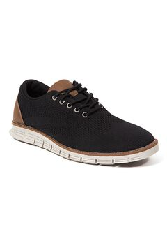Deer Stags® Knit Wing-Tip Oxford Shoes,