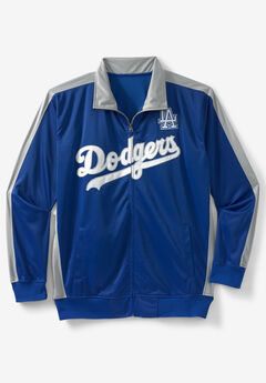 MLB® Full Zip Jacket , LOS ANGELES DODGERS