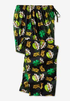 Licensed Novelty Pajama Pants,