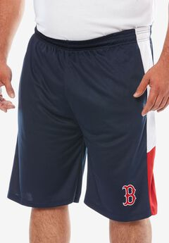 MLB® Panel Shorts, BOSTON RED SOX