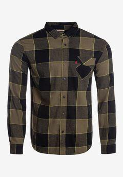 Levi's® Plaid Flannel Shirt,