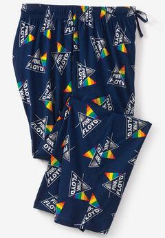 Licensed Novelty Pajama Pants, PINK FLOYD