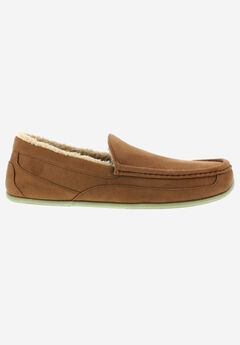Spun Indoor-Outdoor Slippers by Deer Stags®, CHESTNUT