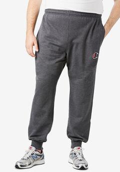 Fleece Logo Jogger Pants by Champion®,