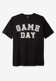 Football Graphic Tee,