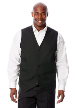 KS Signature Easy Movement® 5-Button Suit Vest,