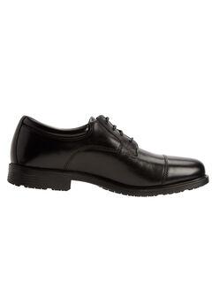 Rockport® Essential Details Waterproof Dress Shoe, BLACK
