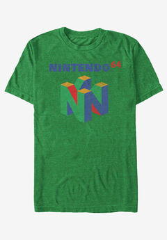 Video Games Graphic Tee,