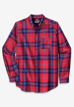 Liberty Blues® Plaid Flannel Shirt,