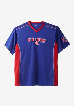 MLB® Legacy V-Neck Tee, CHICAGO CUBS