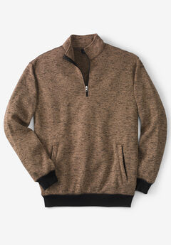 ¼ Zip Sweater Fleece,