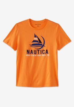 Nautica® Logo Crewneck,