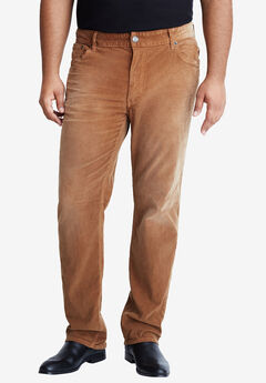 MVP Collections® Stretch Corduroy Jeans,