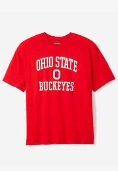NCAA Short-Sleeve Team T-Shirt, OHIO STATE