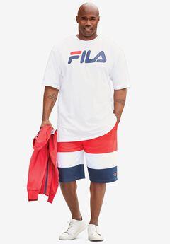 FILA® Short-Sleeve Logo Tee,