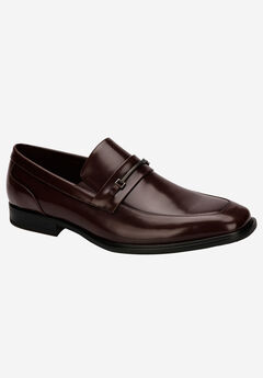 REACTION Kenneth Cole® Settle Loafers, BROWN