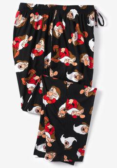 Licensed Novelty Pajama Pants, GRUMPY