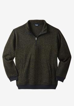 ¼ Zip Sweater Fleece ,