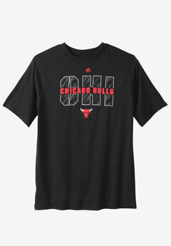 NBA® Black Pop Tee, BULLS