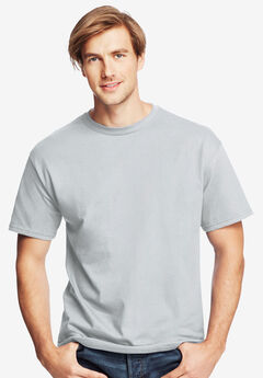 Hanes® ComfortSoft® Heavyweight Cotton Crew T-Shirt,