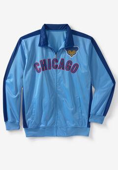 MLB® Full Zip Jacket , CHICAGO CUBS