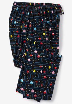 3f6f4d5704c04 Licensed Novelty Pajama Pants| Big and Tall Pajamas | King Size