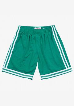 NBA® Swingman Shorts by Mitchell & Ness®, BOSTON CELTICS