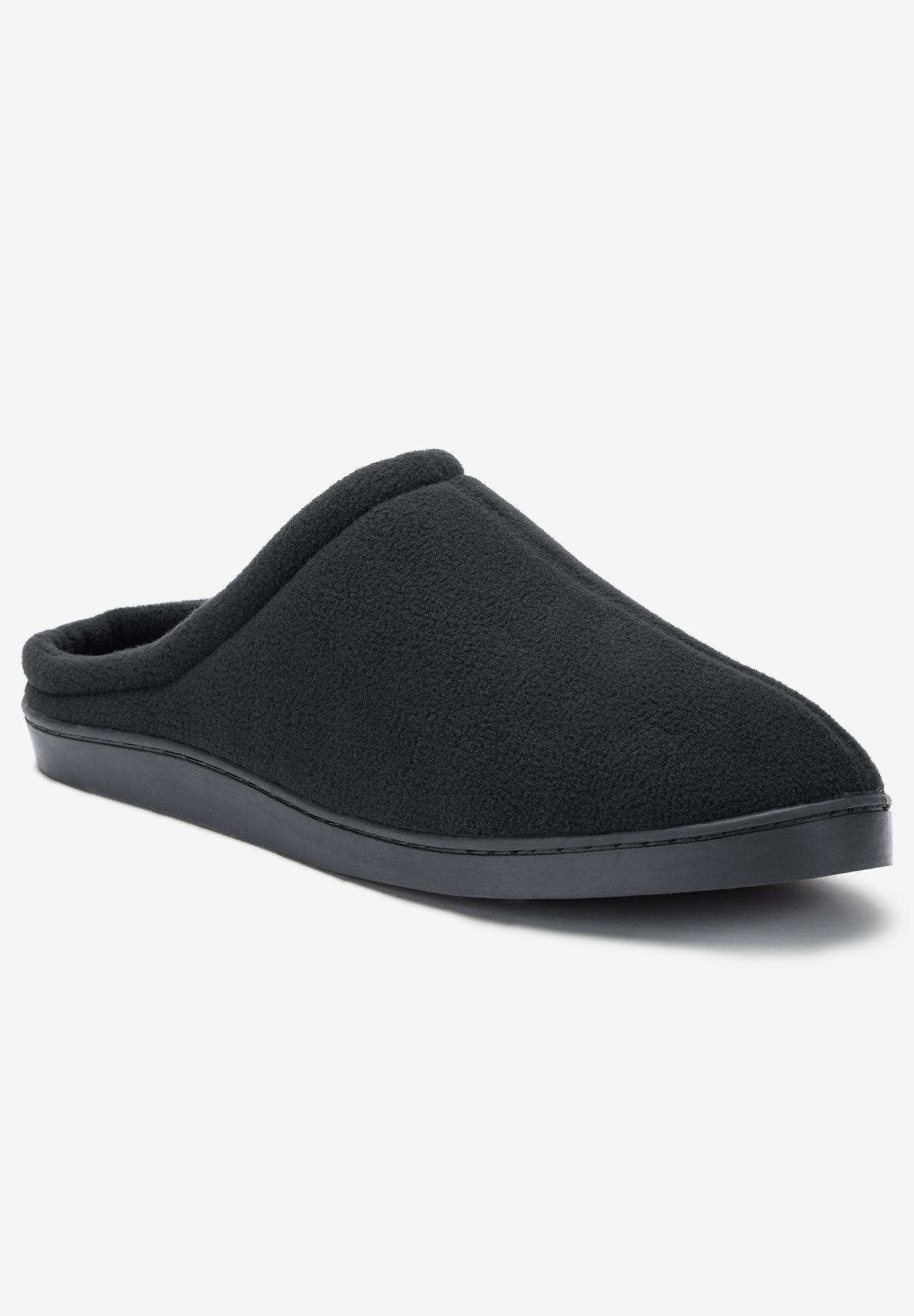 Wide Width Slippers for Men | King Size