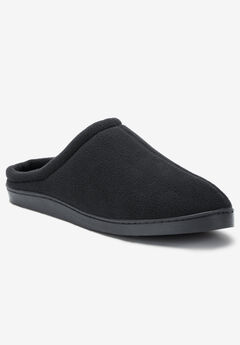 Fleece Clog Slippers,