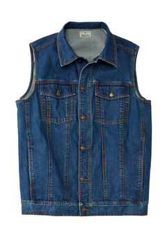 Liberty Blues® Denim Vest,