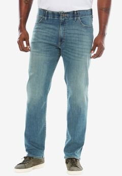 Extreme Motion Straight Leg Jeans by Lee®, RADICAL